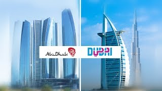 Dubai Vs Abu Dhabi ... Which City Is The Best?