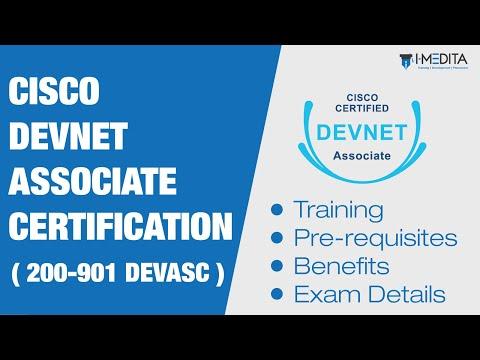 Cisco DevNet Associate Certification | 200-901 DEVASC - YouTube