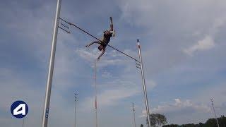 Angers 2019 : Perche Juniors M (Matthias Orban avec 5,25 m)