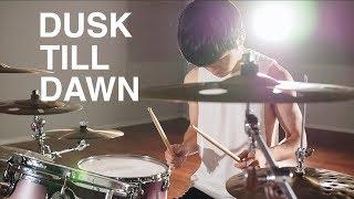 ZAYN - Dusk Till Dawn Ft. Sia (Piano & Drum Cover By B13)