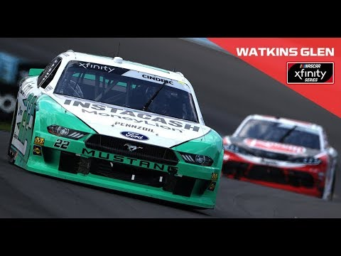 Full NASCAR Xfinity Race: Zippo 200 from Watkins Glen