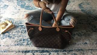 DHgate Finds | LV Neverfull Bag And Charm