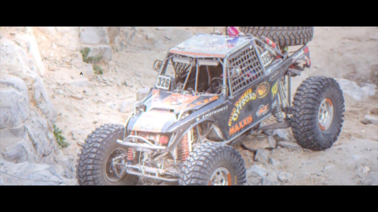 Treps at the King of Hammers