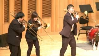 5.貝多芬長號三重奏狂想/L.V.Beethoven Trio For 3 Trombones Fantasy