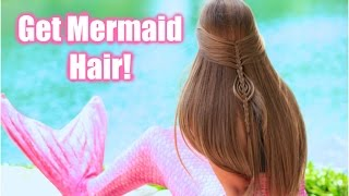 Get Mermaid Hair | The Mermaid Braid Combo