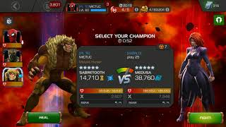 Top 12 AW Attackers -Marvel Contest of Champions - Most