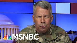 Army Corps Of Engineers Adapts To demands COVID-19 Puts On States   Rachel Maddow   MSNBC