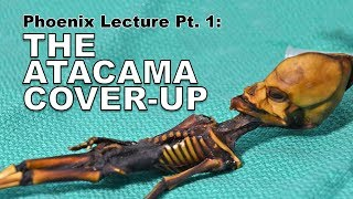 The Atacama Cover-Up