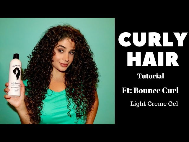 Bounce Curl Light Hold Creme Gel in saudi arabia