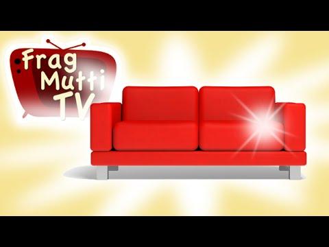 Polsterreiniger fürs Sofa anwenden  - so geht's richtig | Frag Mutti TV