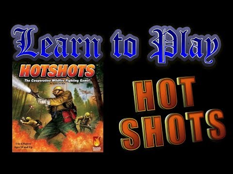 Learn to Play: Hotshots