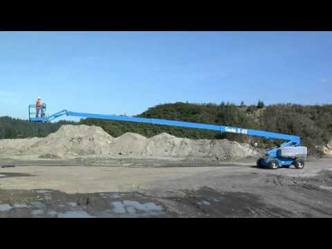 Telescopic Boom Access Equipment | S-85
