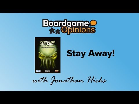 Boardgame Opinions: Stay Away!