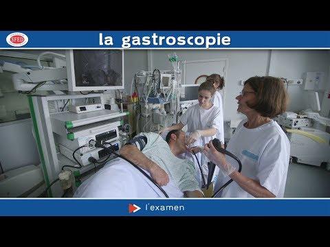 La gastroscopie sous anesthésie générale