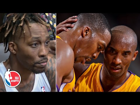 Dwight Howard: Kobe Bryant was going to help me in the dunk contest | NBA Sound