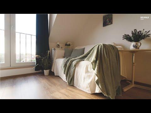 Video z << Prodej bytu 2+kk, 40 m2, Šestajovice >>