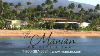 preview picture of video 'The Mauian on Napili Bay: A Napili Hotel'