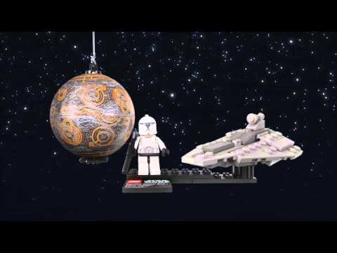 Vidéo LEGO Star Wars 75007 : Republic Assault Ship & Coruscant