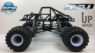 Axial SMT10 Monster Truck - SSD Upgrades - EP2