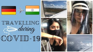 Travelling from Germany to India during COVID-19 | Vande Bharat Mission - Air India | Centogene Test