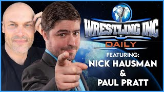 WInc Daily LIVE: The Undertaker Is In Saudi Arabia, WWE NXT Looking For New Writer