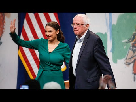Bernie Sanders Thanks AOC For Saving His 2020 Presidential Campaign