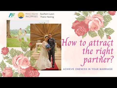 How To Become and Attract The Right Partner