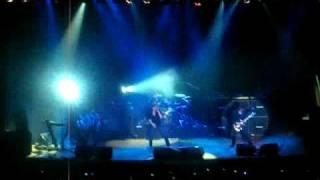 """EUROPE """"Love Is Not The Enemy"""" En vivo en el Hrvatski Sokol (Antofagasta, Chile) 2009"""