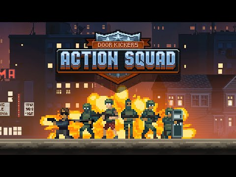 Door Kickers: Action Squad Release Trailer thumbnail