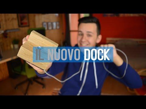 Come Costruire Un Dock Per iPhone Spendendo Pochi Euro?