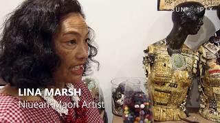 Niuean-Māori Artist Using Art To Explore Contemporary Pacific Culture
