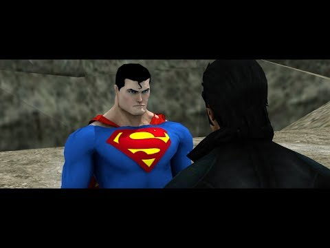 Krrish vs Superman bollywood vs Hollywood 3d Animation