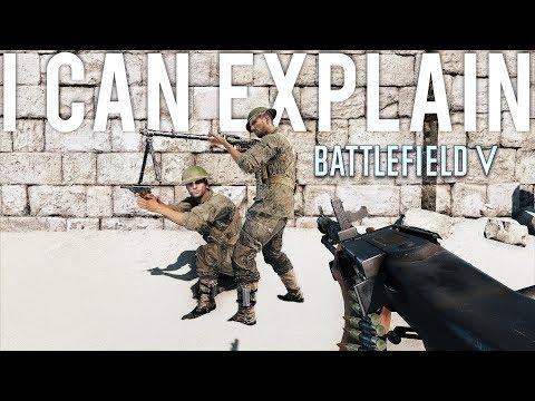 I can explain Battlefield 5