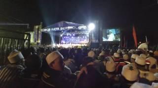Bogor Raya Bersholawat HABIB RIZIEQ Masa Bodo Part2