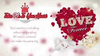 「  Take Me To Your Heart  」Girl Version  Lyric By jr. - YouTube