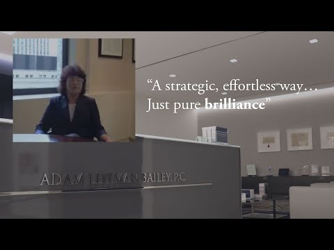 """A strategic, effortless way… Just pure brilliance"" testimonial video thumbnail"