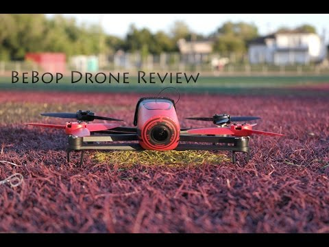 BeBop Drone In-Depth Review - with 1080p aerial footage