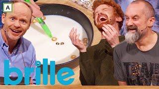 Brille | Det hysteriske frokostblandingeksperimentet | TVNorge