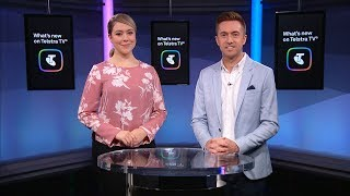 What's New On Telstra TV®   JuneJuly 2019