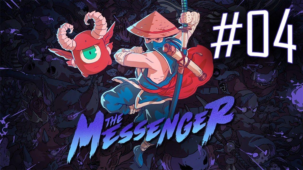 The Messenger – Part 4: Federpilz-Sumpf