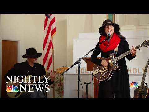 Father And Daughter Duo Reunited In Song | NBC Nightly News