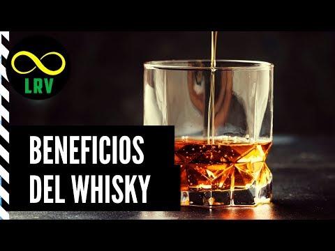 10 Beneficios Del  Whisky Para Tu Cuerpo y Mente