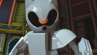 LEGO Dimensions - Sonic the Hedgehog Level Pack - All Cutscenes + Bosses