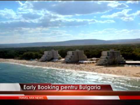 Early Booking pentru Bulgaria