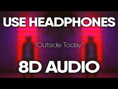 NBA YoungBoy – Outside Today (8D AUDIO)