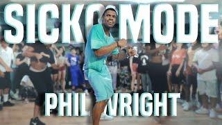 "Travis Scott - ""Sicko Mode"" | Phil Wright Choreography | Ig : @phil_wright_"