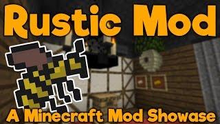 minecraft rustic mod - मुफ्त ऑनलाइन वीडियो