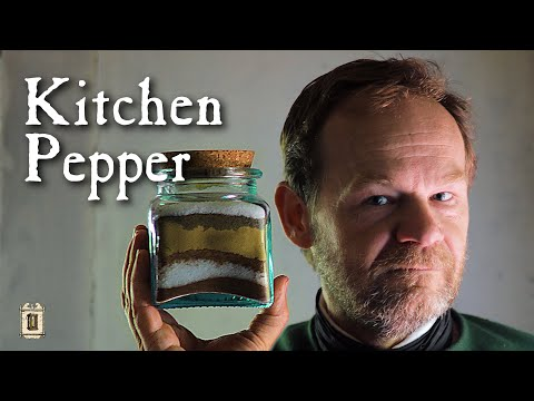 A Single Spice Blend For Your Entire Kitchen – Kitchen Pepper From 1777