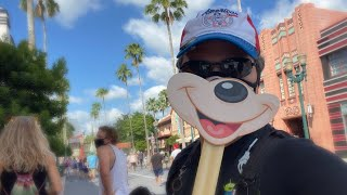 EMPTY Disney Park!! Castmember Preview Of Hollywood Studios!