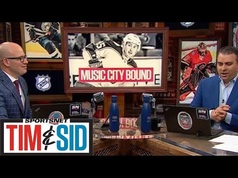 Matt Duchene Felt Best Chance Was With Nashville Predators| Tim & Sid